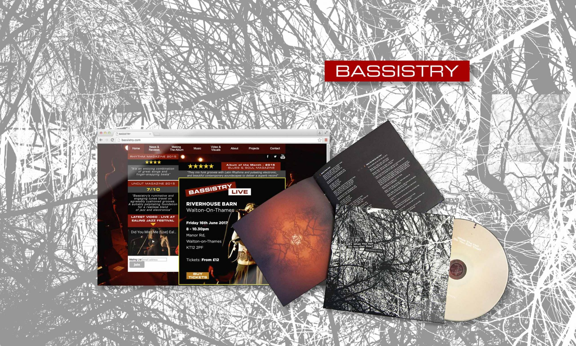 Bassistry Projects